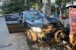 Người lái Mercedes tông chết tài xế Grabbike rồi bỏ trốn khai gì?