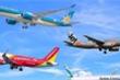Giá vé máy bay giảm kịch sàn, khứ hồi TP.HCM - Hà Nội còn 1 triệu đồng