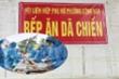 Ảnh: Bếp ăn dã chiến đỏ lửa xuyên Tết tại tâm dịch Chí Linh