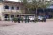 Nghi vấn kế toán trường học ở Điện Biên chết cháy tại phòng làm việc