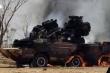 Video: Tên lửa phòng không 'ong bắp cày' Osa của Armenia bị UAV tiêu diệt