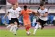 Á quân Đức bị loại ở vòng bảng bóng đá Olympic Tokyo