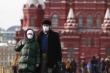 COVID-19: Pháp vượt mốc 13.000 người chết, Nga  có thêm hơn 1.600 ca nhiễm/ngày