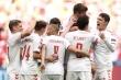 Kết quả EURO 2020: Đè bẹp Xứ Wales, Đan Mạch vào tứ kết