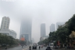 Sương mù bao phủ miền Bắc, trưa trời nắng nhẹ