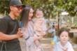 Khánh Thi: 'Tôi không lấn át chồng khi dạy con'