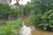 Dự án chưa hoàn thành hệ thống thoát nước, dân hứng chịu trận ngập lịch sử