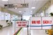 Cách ly y tế Bệnh viện Bệnh Nhiệt đới Trung ương cơ sở 2