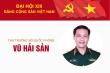 Infographic: Sự nghiệp Thứ trưởng Bộ Quốc phòng Vũ Hải Sản