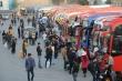 Hà Nội cấm tùy tiện tăng giá cước vận tải dịp Tết 2020