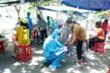 Đà Nẵng tạm dừng hoạt động chợ Nại Hiên Đông do COVID-19