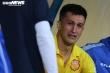 Thua đau đớn lại bị treo giò, cầu thủ Nam Định uất ức khóc nức nở