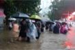 Lũ lụt khủng khiếp ở Trung Quốc, ít nhất 25 người chết