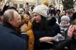 Cô gái Nga ngỏ lời cầu hôn Tổng thống Putin