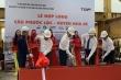 TP.HCM: Hợp long cầu Phước Lộc sau gần 10 năm thi công