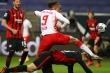 Video: Hòa Frankfurt, RB Leipzig mất vị trí thứ ba