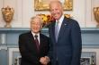 Việt Nam chúc mừng ông Joe Biden nhậm chức Tổng thống Mỹ