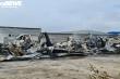 Hiện trường tan hoang sau đám cháy kho chứa sơn trong khu công nghiệp ở Bắc Ninh