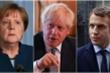 Lần đầu điện đàm với lãnh đạo Anh, Pháp, Đức, ông Biden nói gì?