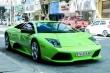 Lamborghini Murcielago màu xanh cốm tái xuất tại TP.HCM