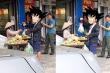 Người đàn ông mang cân đi chợ khiến dân mạng 'chia phe' tranh cãi