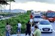 Bắc Giang: Tài xế xe 16 chỗ tông chết cảnh sát cơ động rồi bỏ trốn