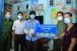 GĐ Công an An Giang thăm thành viên chốt phòng chống dịch bị côn đồ chém
