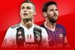 Messi và Ronaldo sắp hết thời ở Champions League?