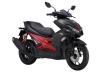 Yamaha NVX có màu mới, giảm xóc mới, giá tăng nhẹ