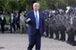 Ông Trump cảm ơn chính mình vì dẹp loạn ở Washington và Minneapolis