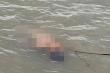 Người thuyền chài phát hiện thi thể bé trai nổi trên sông Cấm ở Hải Phòng