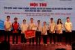 Hơn 1.000 sinh viên thi tìm hiểu luật an toàn giao thông khu vực Hà Nội
