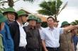 Phó Thủ tướng Trịnh Đình Dũng: Phải đảm bảo đủ lương thực cho dân tránh bão