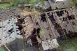 Lai Châu khuyến cáo người dân lợp nhà bằng mái tôn đề phòng mưa đá