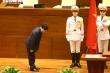Ảnh: Thủ tướng Phạm Minh Chính tuyên thệ nhậm chức