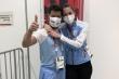VĐV đấu kiếm Argentina được bạn trai cầu hôn sau trận đấu ở Olympic