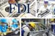 Gần 20 tỉ USD vốn FDI đổ vào Việt Nam