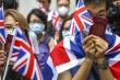 Anh dự kiến mở đường nhập tịch cho 3 triệu người Hong Kong