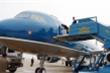 Va vào chim khi hạ cánh, máy bay Vietnam Airlines móp mũi