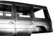 Cận cảnh quy trình hàn vỏ xe việt dã Mercedes G-Class