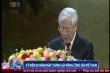 Video: Tổng Bí thư Nguyễn Phú Trọng phát biểu tại Lễ kỷ niệm 85 năm Ngày thành lập Đảng