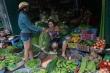 Giá rau xanh ở TP HCM tăng 50%