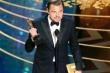 Leonardo DiCaprio bỏ quên tượng vàng Oscar trong nhà hàng