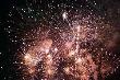 Trình diễn pháo hoa nghệ thuật trong đêm Đại lễ