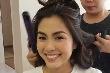 Tăng Thanh Hà phải makeup hàng tiếng mới xinh