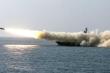 Khinh hạm Nga kéo tới Địa Trung Hải tập trận