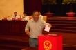 TP.HCM bỏ phiếu bầu chức danh Chủ tịch và Phó Chủ tịch UBND
