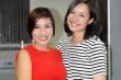 Con gái Mỹ Linh về nước cùng mẹ tìm kiếm tài năng