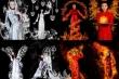 Hoa khôi ĐH FPT hóa thân thành thần lửa