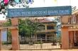 Tin mới vụ thiếu tá công an mang súng vào trường hành hung học sinh
